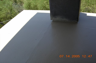 Phoenix Foam Roof Project By 1st Class