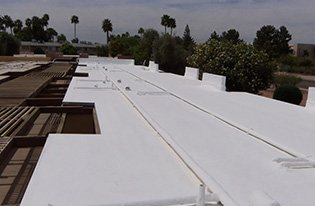 Expert team of foam roofing contractors
