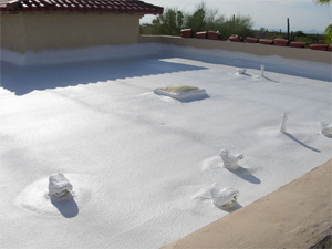 Professional Foam Roof Waterproofing In Arizona