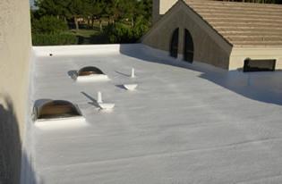 Arizona Spray Foam Roof Re Coating 1st Class Foam Roofing