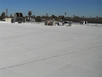 Professional foam roofing services in Carefree!