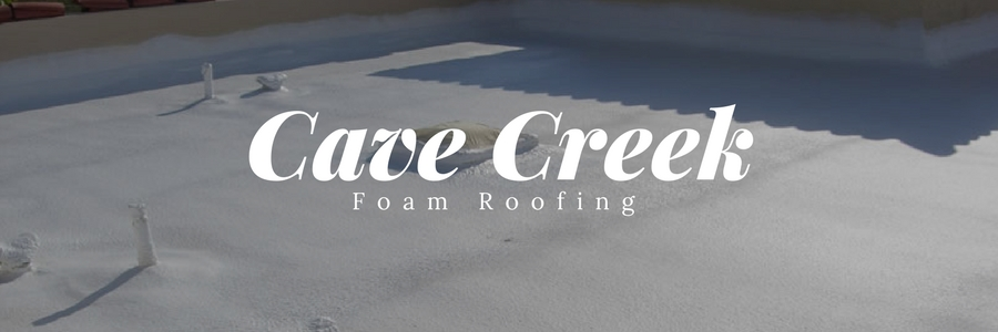 Cave Creek Foam Roof Installs by 1st Class Foam Roofing & Coating