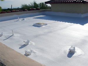 Top Rated Foam Roofers