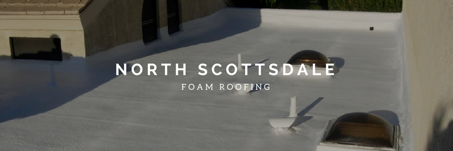 Scottsdale Foam Roof Installs by 1st Class Foam Roofing & Coating
