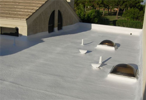If you see any damage to your Phoenix spray foam roof, contact the experienced contractors at 1st Class Foam Roofing