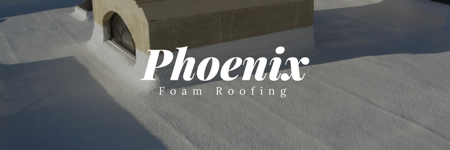 Phoenix Foam Roof Installs by 1st Class Foam Roofing & Coating